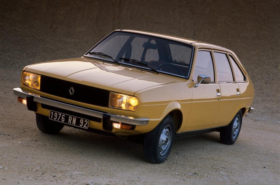 Renault R20 L 1975 r. fot. materiały prasowe Renault Polska