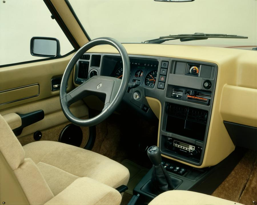 Renault R30 TurboD 1981 r (1) fot. materiały prasowe Renault Polska