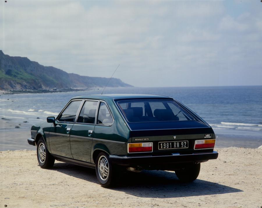 Renault R30 TX 1980 r. fot. materiały prasowe Renault Polska