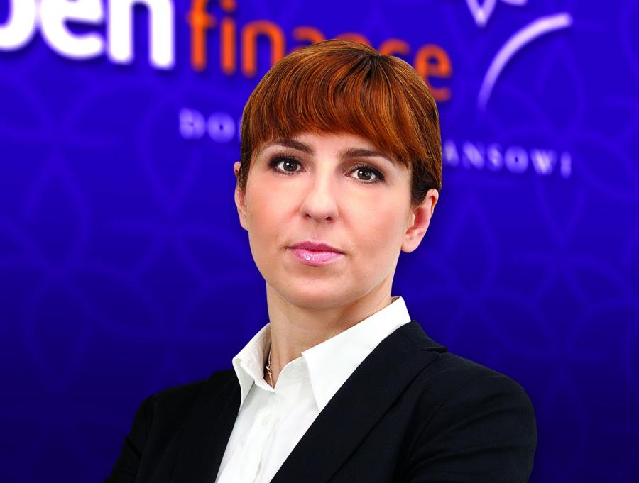 Halina Kochalska, Open Finance
