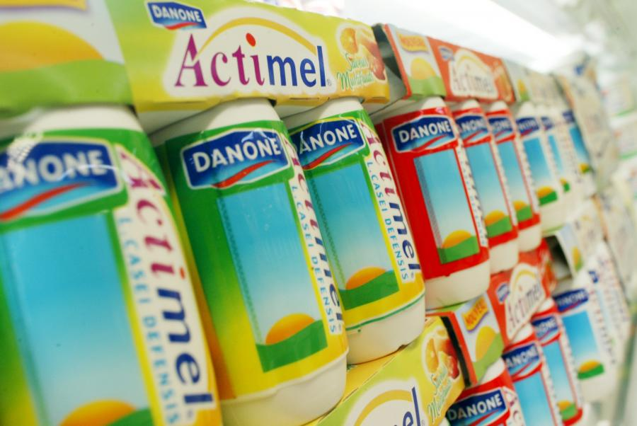 Actimel firmy Danone