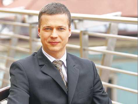 Radosław Boniecki to spec od leasingu. Z Leszkiem Czarneckim zna się od wielu lat, jeszcze od czasów EFL Fot. Materiały prasowe