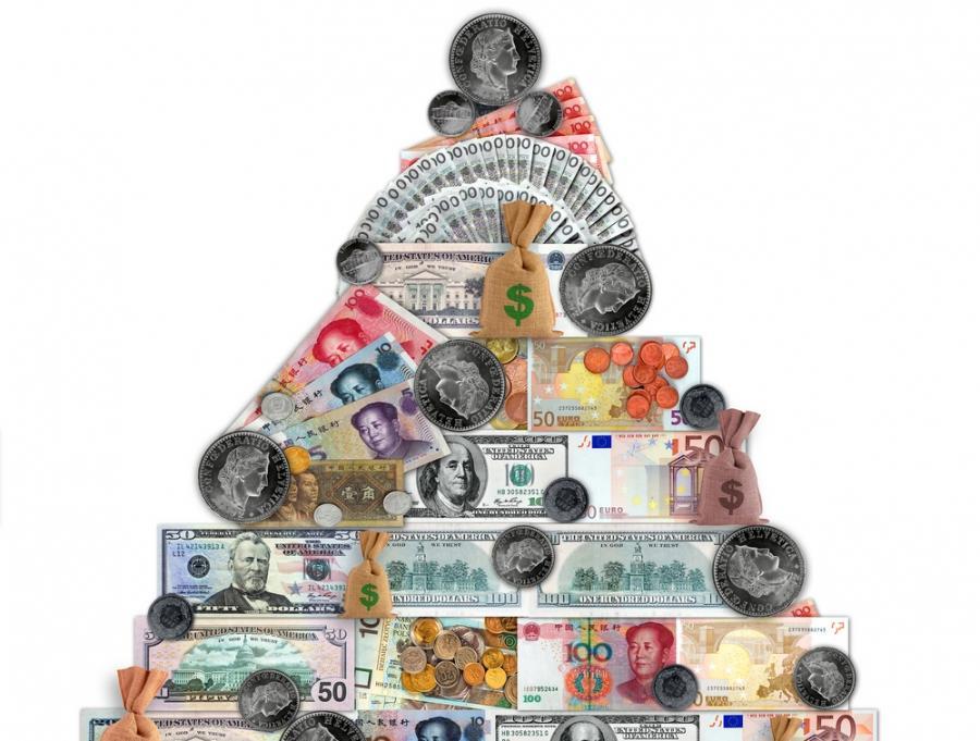 Wdowa po Jeffrym Picowerze, biznesmenie i kliencie Bernarda Madoffa, zgodziła się oddać 7,2 mld dol. (ok. 21,5 mld zł) ofiarom jego piramidy finansowej. Suma ta stanowi jedną trzecią pieniędzy, jakie przez Madoffa stracili inwestorzy. Fot. Shutterstock