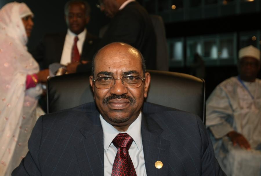 Prezydent Sudanu Omar Hasan Ahmed el-Baszir