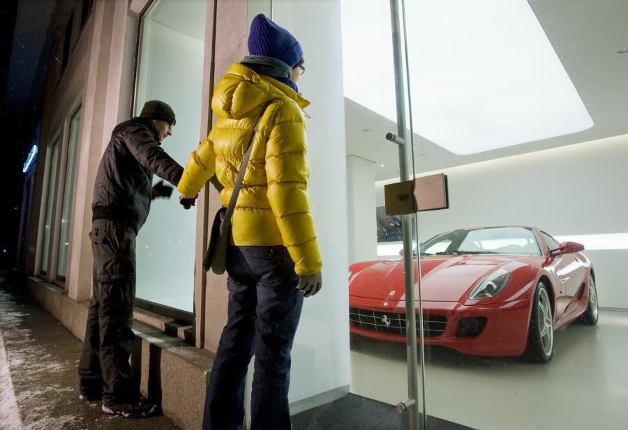 Pierwszy w Polsce salon Ferrari w Warszawie