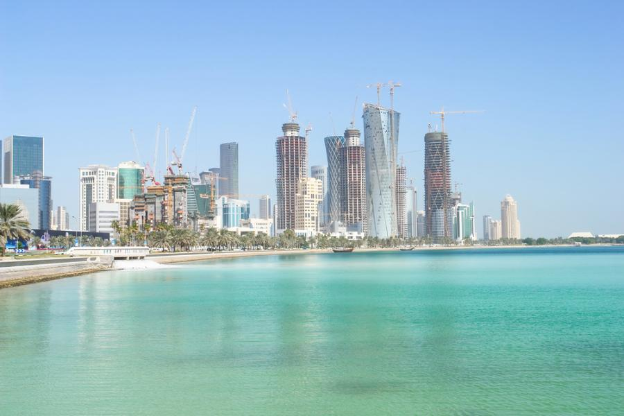 Doha, stolica Kataru. Fot. Shutterstock.