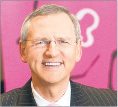 Mariusz Grendowicz, były prezes BRE Banku Fot. Marek Matusiak