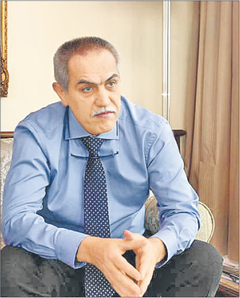 Zygmunt Solorz-Żak, twórca Polsatu Fot. Wojciech Górski