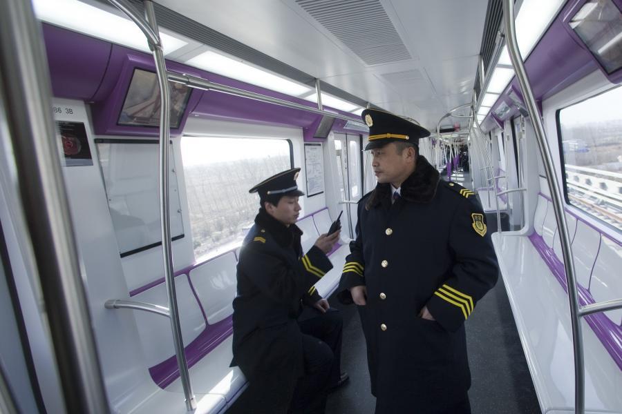 W Pekinie zbudowano pięć nowych linii metra - uroczysta inauguracja