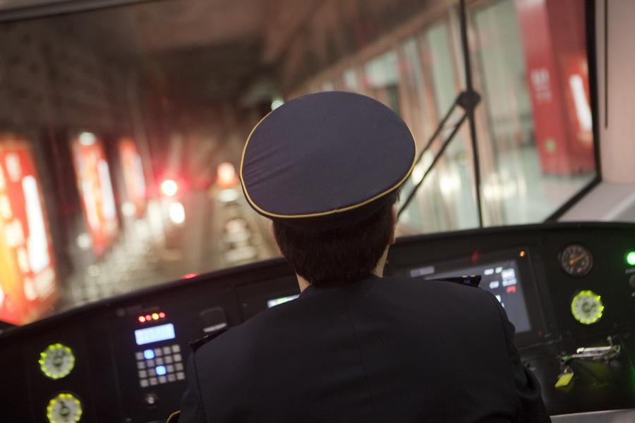Metro w Pekinie: próbna jazda nową Linią 15