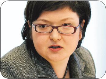 Agnieszka Chłoń--Domińczak: W 2011 roku sytuacja na rynku pracy powinna się ustabilizować. Bezrobocie może nawet zmaleć Fot. Wojciech Górski
