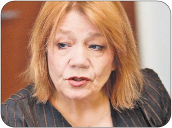 Elżbieta Mączyńska: Mamy szansę, by czynniki pozytywne zdominowały negatywne. To zależy od mądrości polityków Fot. Marek Matusiak