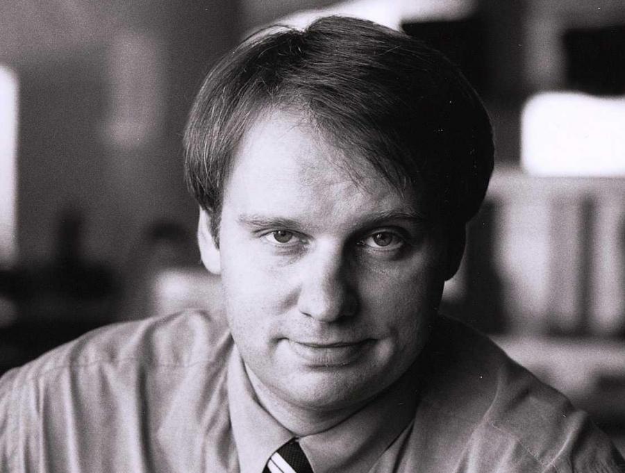 Wolfgang Muenchau, publicysta Financial Times