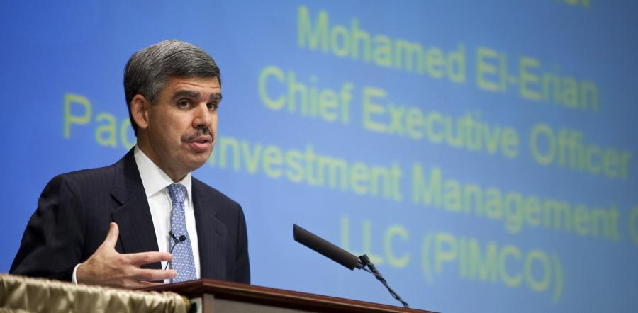 Mohamad El-Erian. Fot. Bloomberg.