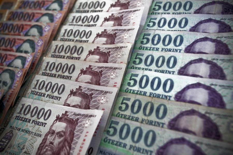 Węgierskie forinty