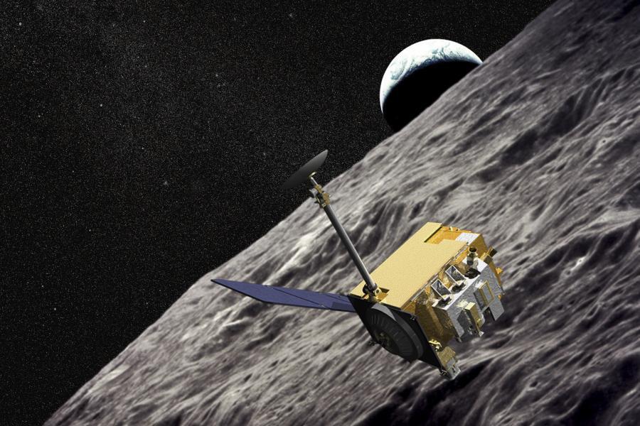 Pojazd księżycowy NASA
