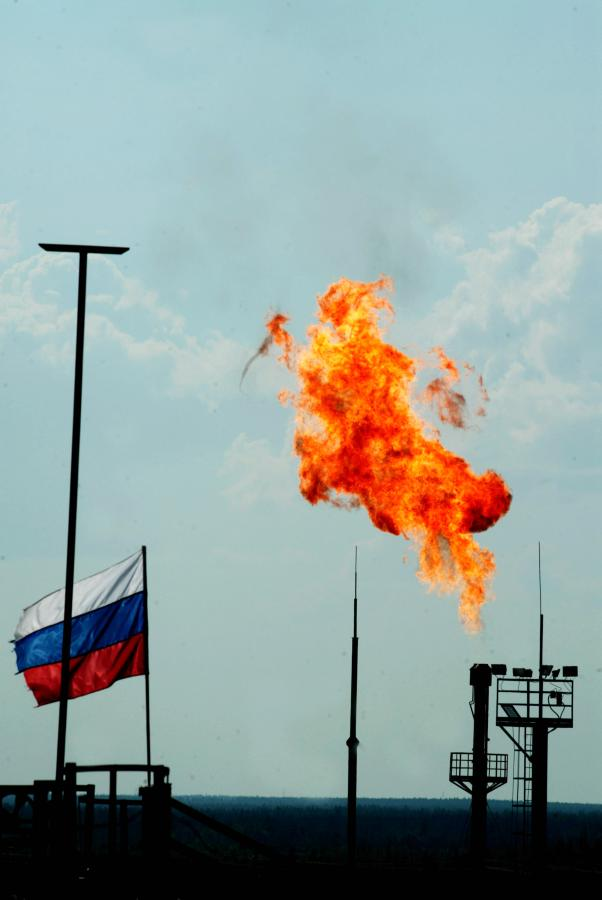 Zloża ropy na Syberii