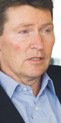 Torbjörn Wahlborg, prezes zarządu Vattenfall Poland