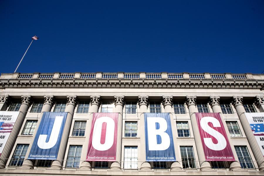 Bezrobocie, Ameryka