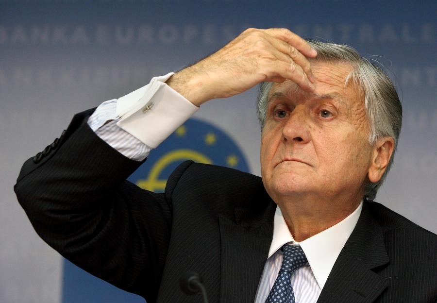 Szef Europejskiego Banku Centralnego Jean-Claude Trichet