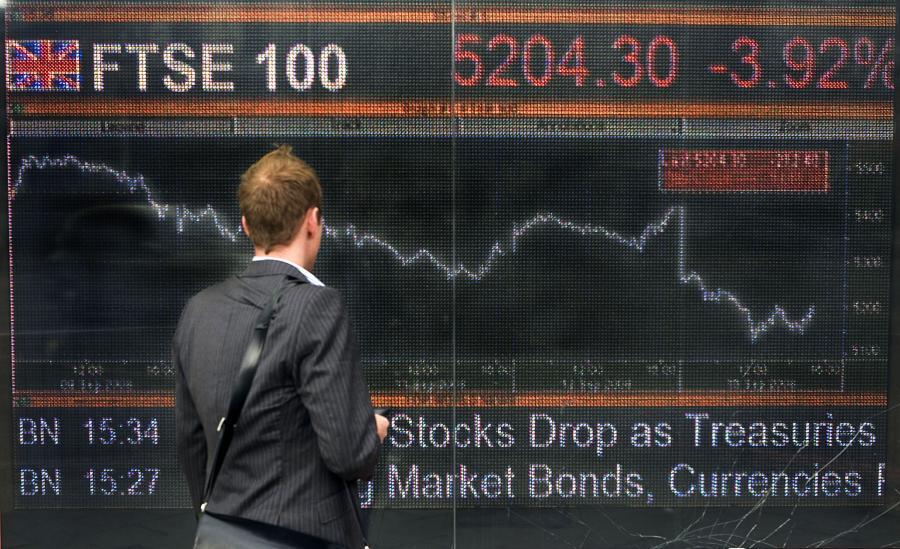 Na kryzysie najbardziej straciły zagraniczne fundusze akcji