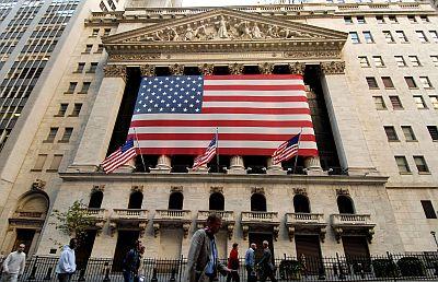 Na rynku opcji były dziś lekkie zwyżki.    Fot. Bloomberg
