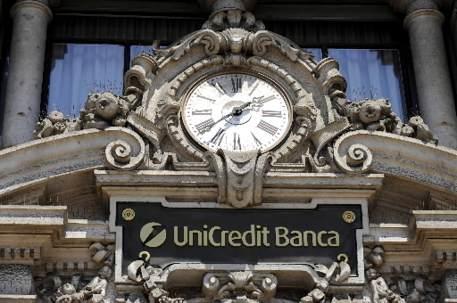UniCredit Banca w Mediolanie