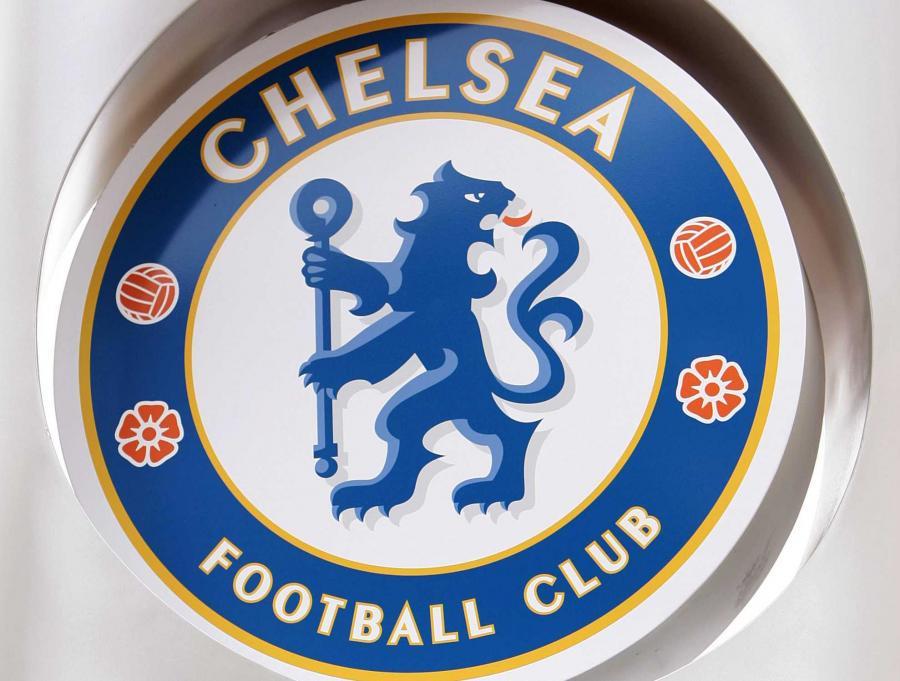 Logo klubu piłkarskiego Chelsea