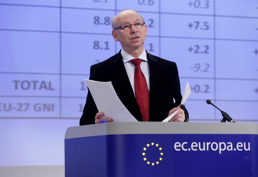 Komisarz UD ds. budżetu Janusz Lewandowski. Fot. Credit © European Union, 2011