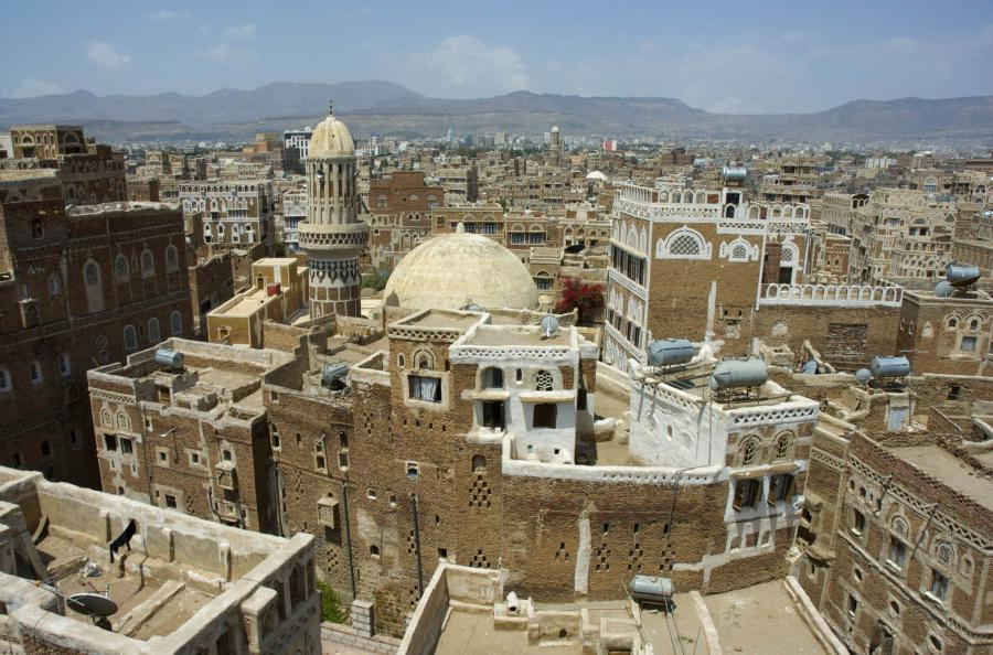 Sana, stolica Jemenu