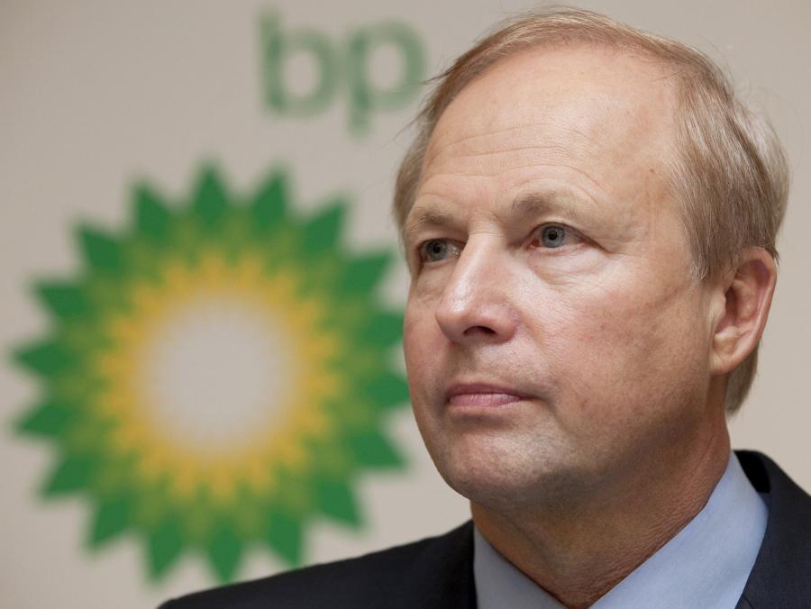 Robert Dudley, prezes BP