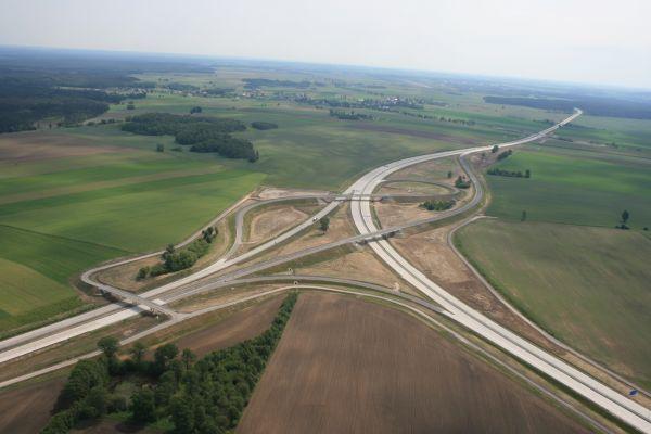 Autostrada  Fot. materiały prasowe Ministerstwa Infrastruktury