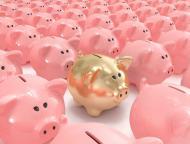 W którym banku warto dziś ulokować pieniądze? Oto ranking najlepszych <strong>lokat</strong>