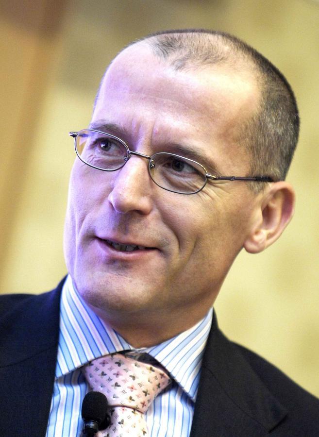 Zdenek Tuma szef czeskiego banku centralnego