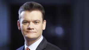 Dariusz Daniluk, prezes Banku Ochrony Środowiska, były Podsekretarz Stanu w Ministerstwie Finansów . Fot. Ministerstwo Finansów RP