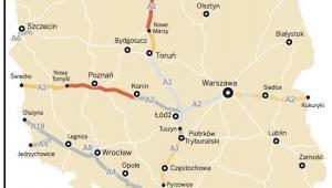 Stan inwestycji drogowych w Polsce - marzec 2011.