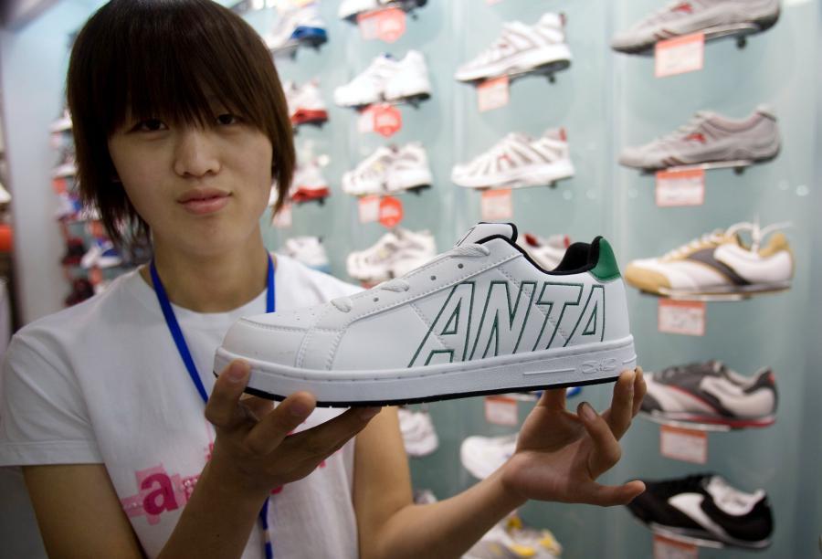 Chińskie i wietnamskie buty zalewają Europę.
