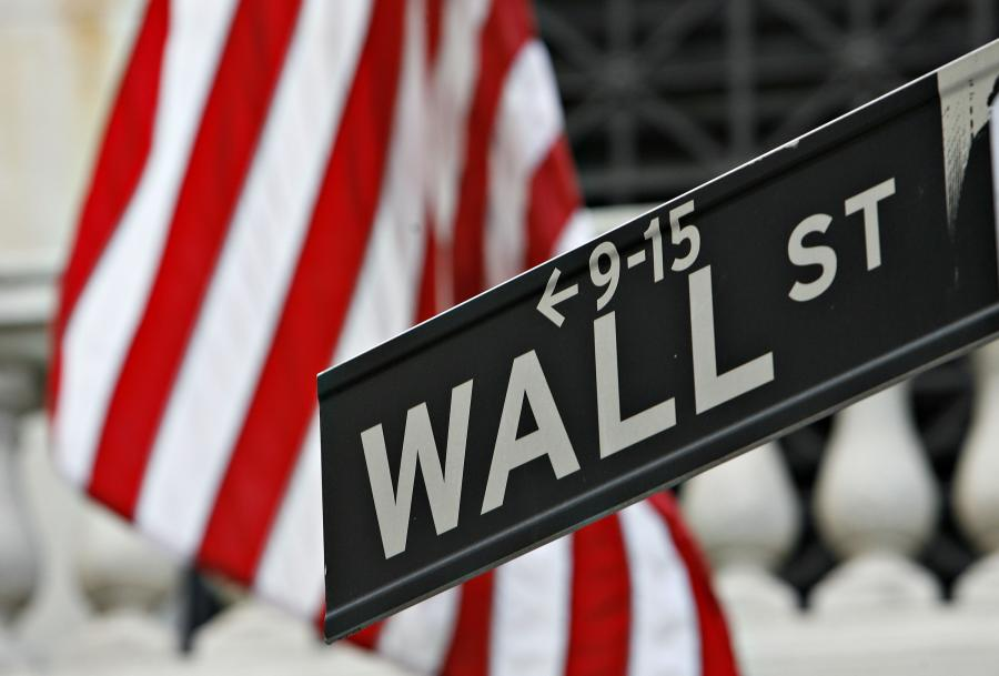 Wall street - Nowy Jork. fot. Bloomberg
