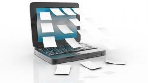 e-faktura, komputer