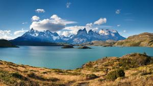 Park Narodowy Torres del Paine w Chile.