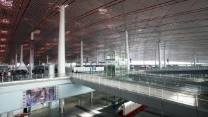 Stołeczny port lotniczy Pekin 1, mat bloomberg