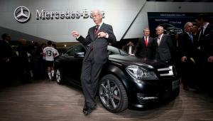 Dieter Zetsche, dyrektor zarządzający Daimler.