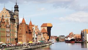 Gdańsk, for. Shutterstock