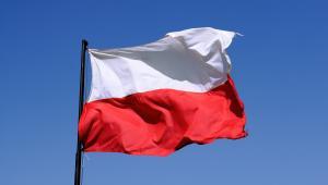 Polska flaga. Fot. Shutterstock.
