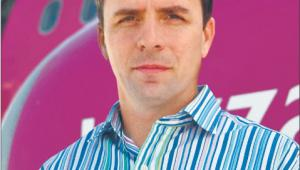Jozsef Varadi kieruje WizzAirem od 2003 roku
