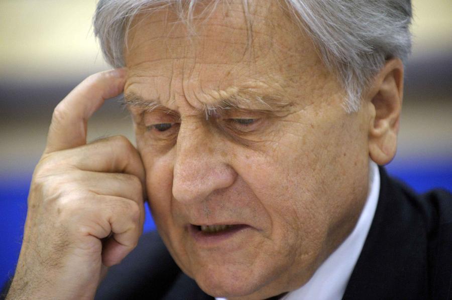 Jean-Claude Trichet, szef EBC