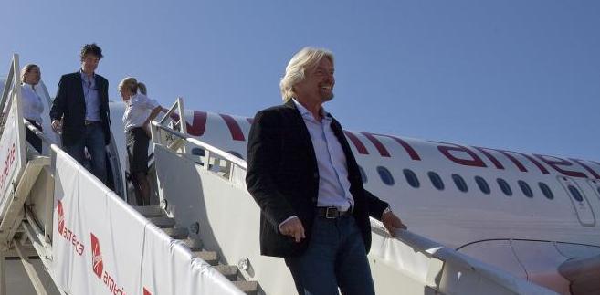 Ekscentryczny miliarder sprzedaje linię lotniczą