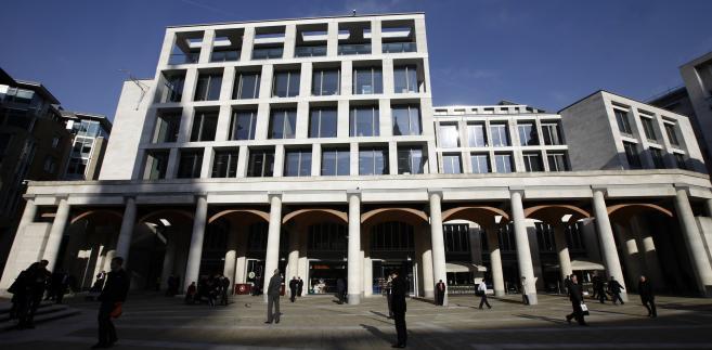 Giełda Papierów Wartościowych - London Stock Exchange, Londyn, Wielka Brytania