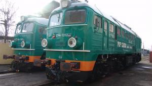 Zmodernizowane lokomotywy PKP Cargo. Fot. materiały prasowe