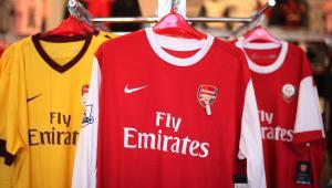 Koszulki klubowe Arsenal Londyn